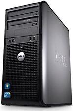Dell Desktop Optiplex 755 PC Tower Computer Core 2 Duo 4gb RAM 80gb HDD