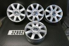"4 orig. VW Golf Touran Alufelgen 6.5jx16"" ET50 LK5x112 1K0601025R #32802"