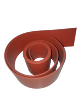 Silicon rubber belt conveyor belt silicon rubber belt 75 mm width 2mm thickness