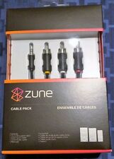 Zune Cable Pack