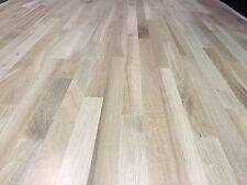 Solid Fingerjointed Oak Panels/ Furniture Board/ DIY 2400x600x15mm