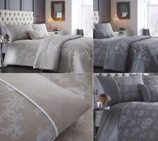 Linge de lit et ensembles à motif Brodé modernes