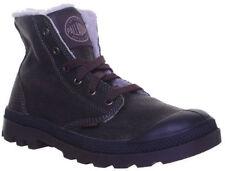 Palladium 100% Leather Lace Up Shoes for Men