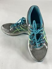 Asics Gel Contend 3 Women's Sz 7.5 Running Shoes T5F9N Blue Gray Athletic