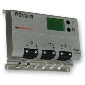 10A 24V-12V Buck Boost MPPT Solar Regulator - 5 year warranty - battery charger
