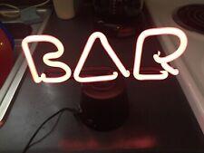 Bar Top Neon Light