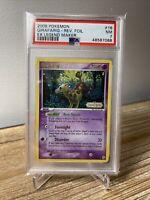 Pokemon TCG Girafarig EX Legend Maker Holo 16/92 PSA 7 NM Ships Fast! Pop 1 Of 1