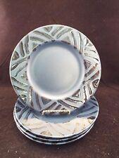 "Set of (4) Pfaltzgraff Morning Sun 8 1/4"" Salad Plates w/Bonus"