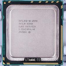 Intel Xeon W5590 CPU 6.4 GT/s 3.33 GHz 8MB Socket 1366 CPU US free shipping