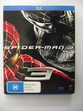 Blu-ray - Spider man 3 - Rated M15+