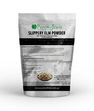 PUREWELLNESS Slippery Elm Bark Powder 100g   *  GLUTEN FREE