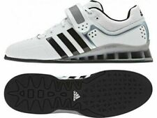 Adidas Men's Adipower Weightlift Cross-Trainer Shoes, Black/White 15 M