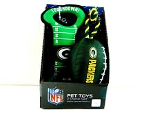 NFL Pet Toys Green Bay Packers 2 Piece Set new