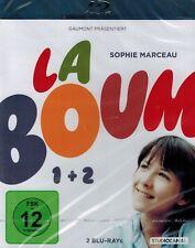 BLU-RAY NEU/OVP - La Boum 1 + 2 - Sophie Marceau
