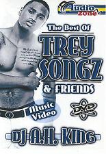 BEST OF TREY SONGZ MUSIC VIDEO DVD R&B/SOUL