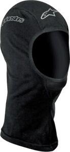 Alpinestars Adult Open-Face Balaclava Black 475817-10 2503-0119