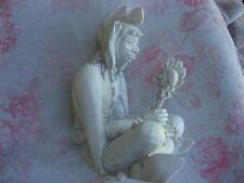 Antique Piero Designed In Italy Porcelain Figurine