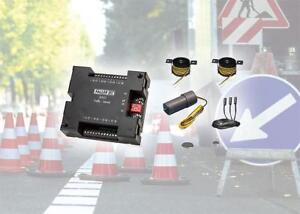 Faller Car System 161622 - H0, N Car System Basis-Set Komponenten - Neu