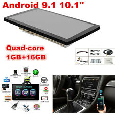 """Android 9.1 1+16G Car Stereo GPS Navigation Radio Player Double Din WIFI 10.1"""""""