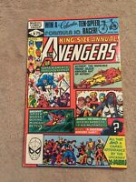Avengers Annual #10 1st Rogue Appearance Hot Book Movie Coming [Marvel Comics]