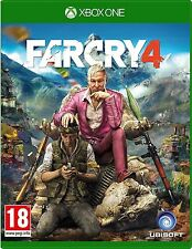 Far Cry 4 (Xbox One) - MINT - Super FAST First Class Delivery FREE