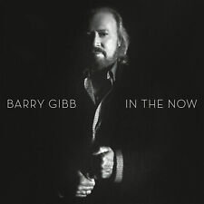 BARRY GIBB - IN THE NOW - CD - ALBUM - (NEW & SEALED)
