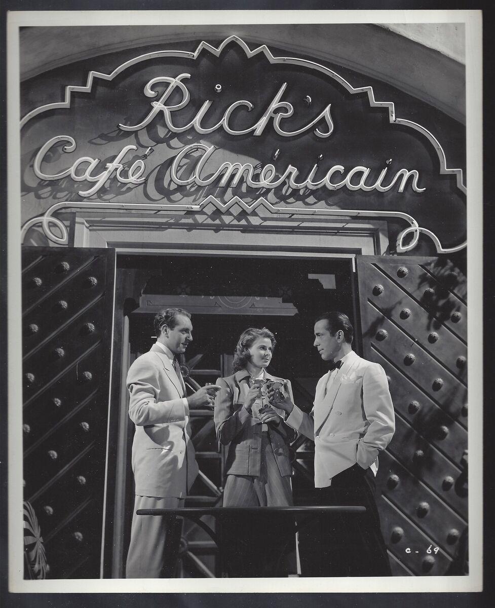 Casablanca_Rick