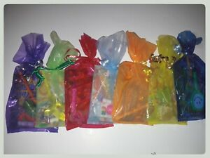 **Childrens unisex gender neutral filled party bags**toys**sweets**books**