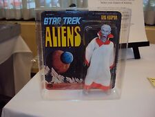 MEGO STAR TREK 2nd SERIES ALIENS THIS SALE IS FOR ACRYLIC CASES ONLY NO TOYS