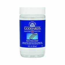 Goddard And Sons 707486 10-Oz. Silver Dip Cleaner & Polish