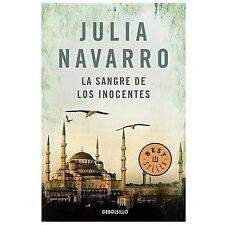 LA SANGRE DE LOS INOCENTES by Julia Navarro (2013, Paperback)