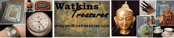 Watkins' Treasures, Santa Fe NM