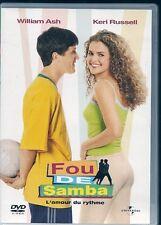 DVD ZONE 2--FOU DE SAMBA / L'AMOUR DU RYTHME--ASH/RUSSELL
