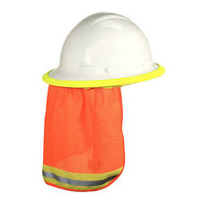 TruCrest Hi Vis Orange Neck Shade Protection Orange/ One Size