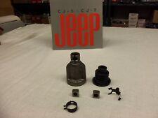 Jeep CJ power steering shaft coupling kit