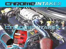 95 96 97 98 99 00 Dodge Stratus Sebring Cirrus 2.5 2.5L V6 Air Intake 2+K&N F