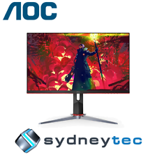 New AOC Q27G2S 27inch 155Hz WQHD 1ms G-Sync Compatible IPS Gaming Monitor