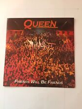 "Queen Friends will be Friends 45rpm 7"" single Collectable"