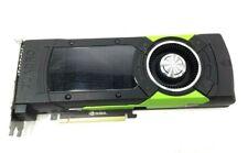 Nvidia Quadro M6000 24GB 4x Display Port Video Card PCIe 3.0 Maxwell Workstation