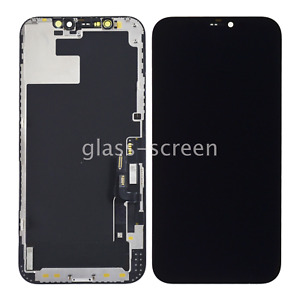 OEM iPhone 12 A2172, 12 Pro A2341 AMOLED LCD Screen Digitizer Touch Black