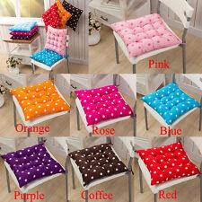 Fashion Home Office Chair Seat Pad Cushion Garden Patio Sofa Back Throw Pillow