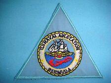 US NAVY PATCH NAVAL AIR STATION BERMUDA
