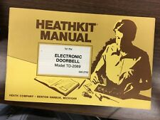 Heathkit TD-2089 original manual