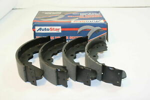 autostar premium brake shoes for Honda Passport , Isuzu Amigo,Pickup,Rodeo