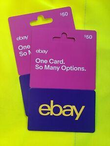 Ebai $100 Gift Card