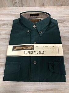 Browning Huntington Cotton Twill Shirt
