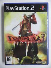 COMPLET jeu DEVIL MAY CRY 3 sur playstation 2 PS2 en francais juego gioco spiel