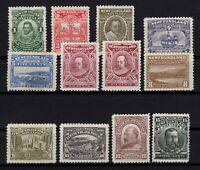 P131821/ NEWFOUNDLAND / CANADIAN PROV / SG # 95 / 105 MH COMPLETE - CV 750 $