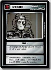 Star Trek CCG Premiere BB Limited Crosis