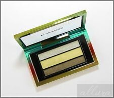 MAC Wash and Dry Collection Pearlfusiom Shadow Trio - Green Clean